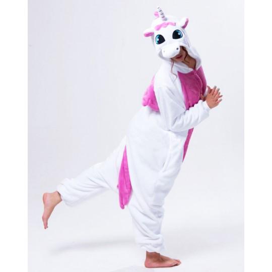 Unicorn Cosplay Costume Pyjamas for adults
