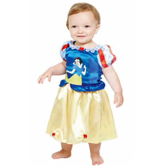 Snow White costume 3-24 months