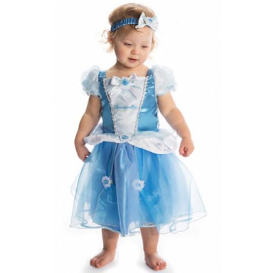 Baby Cinderella Premium costume 3-12 months