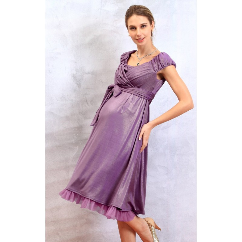 "Maternity and Nursing Ceremony Dress ""Charlotte"""
