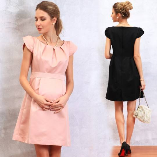 Maternity and Nursing Formal Dress
