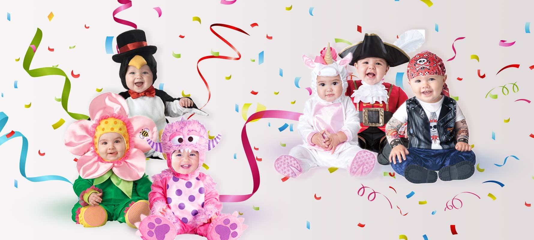 Newborn costumes